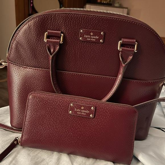 Kate Spade purse+wallet bundle